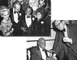 Louis Armstrong at The National Press Club