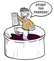 Stomp the Presses!