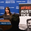 NPC Briefing: NIGHT OUT FOR AUSTIN TICE