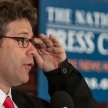 Sean Astin speaks at the National Press Club
