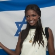 Miss Israel 2013 Visits The National Press Club
