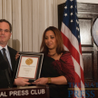 2009 International Freedom of the Press Award