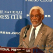 NPC Press Conference: Haitian Amb. Raymond Joseph