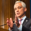 NPC Luncheon with Chicago Mayor Rahm Emanuel
