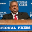 NPC Luncheon with Robert L. Johnson