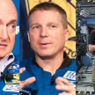 NPC Breakfast with NASA Astronauts Mark Kelly and Terry Virts