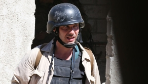 Russian photojournalist Andrei Stenin had been missing since Aug. 5.