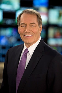 2014 National Press Club Fourth Estate Award winner Charlie Rose.