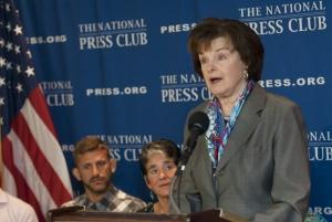 Sen. Diane Feinstein, D-Calif.