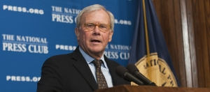 Former NBC anchor Tom Brokaw