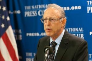 Dick Heller addresses June 5 Newsmaker