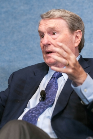 Jim Lehrer of PBS recalls covering the Kennedy Assasination