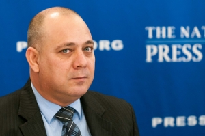 Dr. Roberto Morales, Cuba's Minister of Public Health, discussed his country's progress in STD treatment and prevention at a National Press Club Newsmaker.