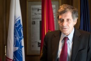 Former U.S. Ambassador Joseph DeTrani
