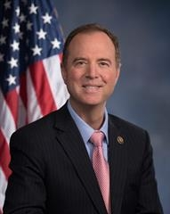 Rep. Adam Schiff, D-Calif., chairman of he House Intelligence Committee, will speak at a Headliners event on June 19.