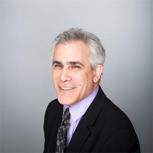 Investigative reporter David Corn.