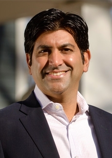 Aneesh Chopra, formerly the White House's first chief technology officer