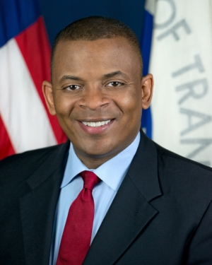U.S. Secretary of Transportation Anthony Foxx