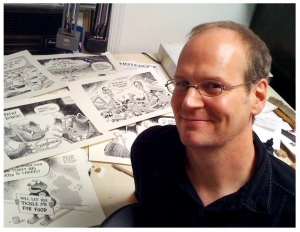 Former Pittsburgh Post-Gazette editorial cartoonist Rob Rogers will headline a National Press Club Journalism Institute event at 6 p.m. Thursday, July 19.