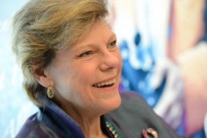 "NPR and ABC News journalist Cokie Roberts will be the guest on the next ""Kalb Report,"" which will be taped April 1 at the National Press Club."