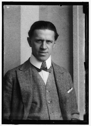 George Creel was the director of Committee on Public Information during World War I. His efforts to shape the narrative of the war helped create the field of public relations.