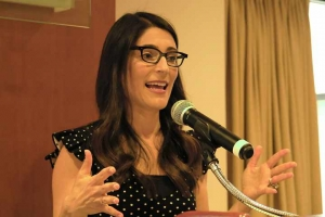Blogger and cookbook author Jennifer Segal discusses her career.