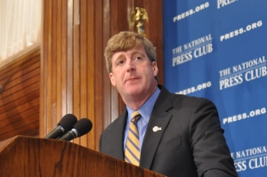 Former Rep. Patrick Kennedy (D-R.I.)