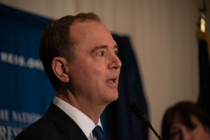 House Intelligence Committee Chairman Adam Schiff, D-Calif., warned the Trump administration not to take unilateral action against Iran at a June 19 National Press Club Headliners event.