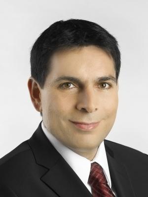 Israel Deputy Defense Minister Danny Danon.