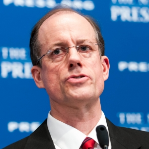 "NSA whistleblower Thomas Drake said the government is in the ""First Un-Amendment business"" at a March 15 National Press Club luncheon."
