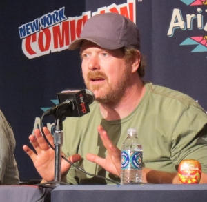 John DiMaggio at New York Comic Con 2013.