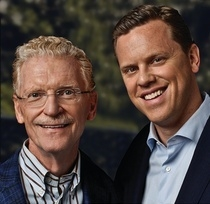 The talented father-son team of Bill and Willie Geist.