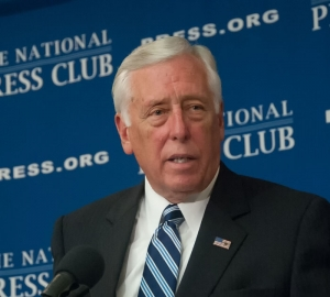 House Minority Whip Steny Hoyer, D-Md., criticized what he called Republican obstructionism at a Sept. 29 National Press Club Newsmaker.