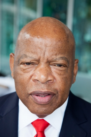 "Rep. John Lewis, D-Ga., and Andrew Aydin will discuss and sign copies of ""March""  at a National Press Club Book Rap on Jan. 21."