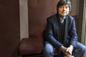 "Filmmaker Ken Burns will discuss his new PBS series ""The Roosevelts"" at a Press Club Luncheon on Sept. 15."