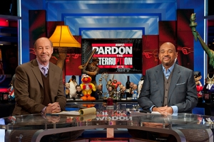 Tony Kornheiser (l) and Michael Wilbon (r), award-winning sports journalists and co-hosts of ESPN's Pardon the Interruption, will receive the National Press Club's most esteemed prize, the Fourth Estate Award, at a Club gala in their honor Oct. 4.