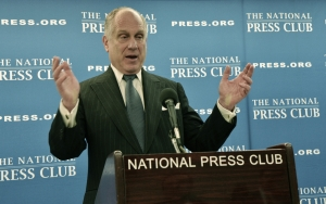 Ron Lauder, president of the World Jewish Congress