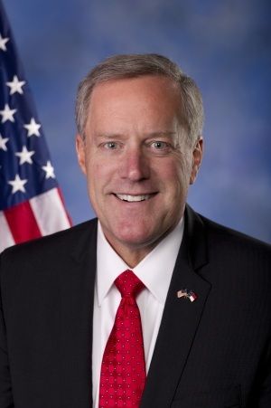 Rep. Mark Meadows, R-North Carolina, chair of the House Freedom Caucus