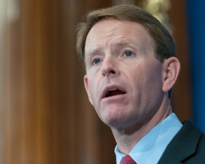Tony Perkins, President of the Family Research Council, addresses a luncheon at the National Press Club September 12, 2012.