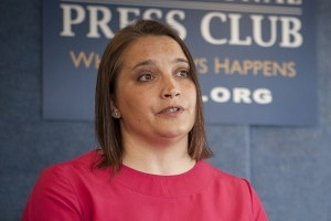 Bloomberg News White House correspondent Margaret Talev