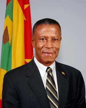 Prime Minister of Grenada Keith C. Mitchell