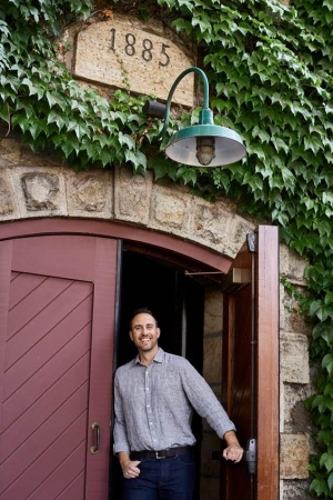 BV Winemaker Trevor Durling will join diners at the Fourth Estate on April 3.