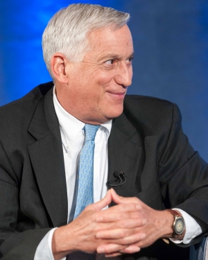 "Walter Isaacson  at ""The Kalb Report"""