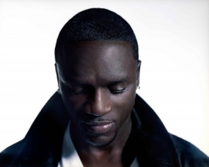 Five-time Grammy nominated artist and philanthropist Akon.