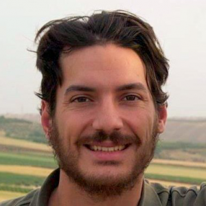 Journalist Austin Tice has been missing in Syria since 2012.