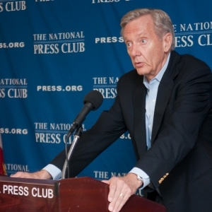 Former Interior Secretary Bruce Babbitt
