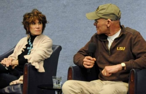 Matalin and Carville at the NPC Book Rap