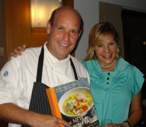 Equinox Restaurant's co-owners, Executive Chef Todd Gray and Ellen Kassoff Gray