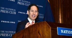 Director of the federal Centers for Disease Control and Prevention Dr. Tom Frieden.