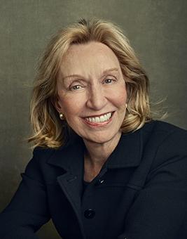 Presidential historian Doris Kearns Goodwin